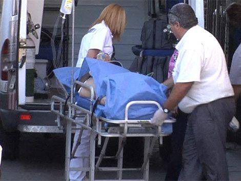 Mujer baleada en la playa del Cerro recibió el alta médica