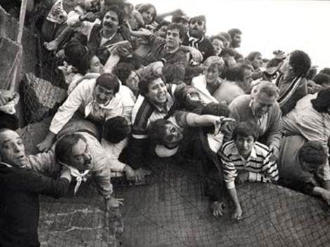 Las peores tragedias del fútbol en los últimos 70 años