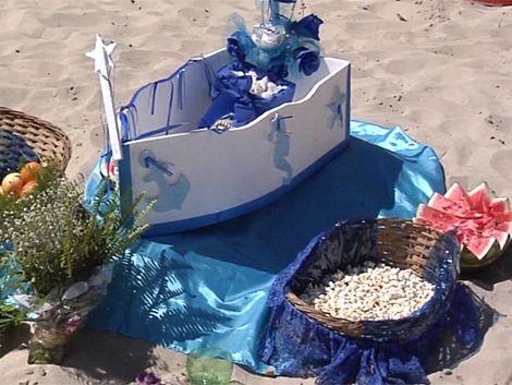 Iemanjá: umbandistas se comprometen a no ensuciar la playa