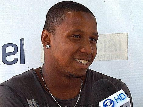 El brasileño Diogo volvió a las canchas tras el golpe al línea