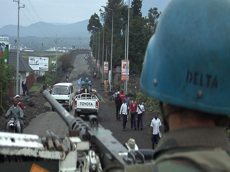 Militar uruguayo denunciado por agredir a diplomática en el Congo