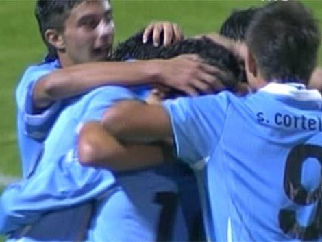 Cinco futbolistas juveniles irán al Benfica de Portugal