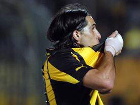 Lo que le faltaba a Peñarol: Walter López suspendido por 2 fechas