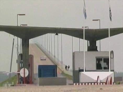 Incertidumbre por corte de COFE a puente General San Martín