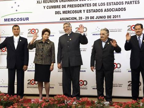 Es muy difícil tomar decisiones cuando se pertenece al Mercosur