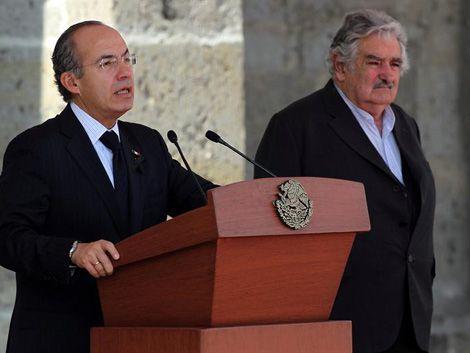 G20: fuerte respaldo de México a Uruguay por dichos de Sarkozy