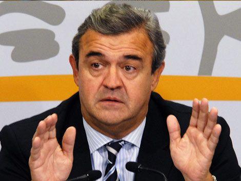 Fuerte entredicho entre Larrañaga y Abreu en el Senado