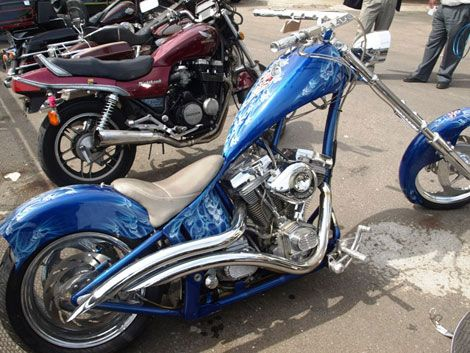 Aduanas desbarató contrabando de motos por más de 100.000 dólares