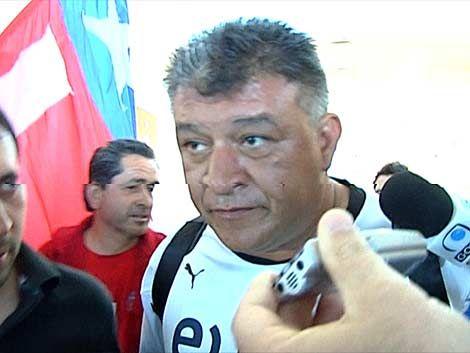 Chile ya está en Montevideo; Borghi confirma equipo este viernes