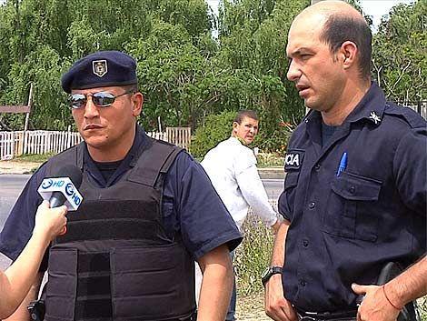 Policías asistieron un parto en una vivienda de Piedras Blancas