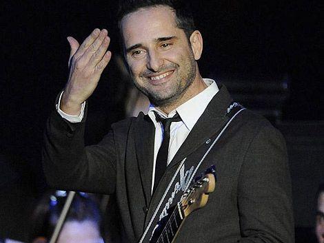 Drexler participó del homenaje a Shakira en los Latin Grammy