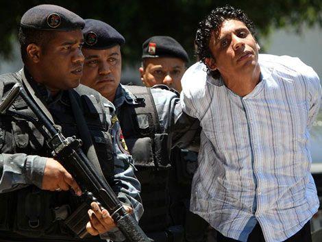 Detuvieron al narcotraficante más buscado de Río de Janeiro