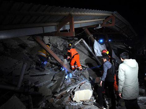 Nuevo terremoto en Turquía deja decenas de fallecidos