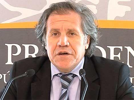 Almagro dijo que Brasil apoyó a Uruguay en diferendo con Francia