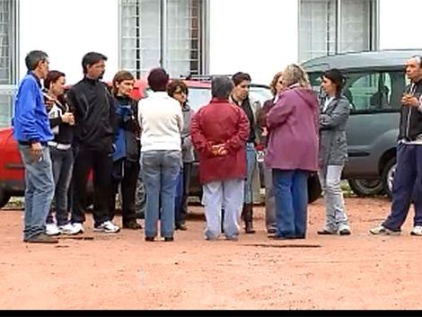 Nuevo liceo de La Paz  fue robado diez veces y tiene servicio 222