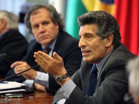 Chacho Álvarez ofreció a Aladi para discutir  temas fiscales