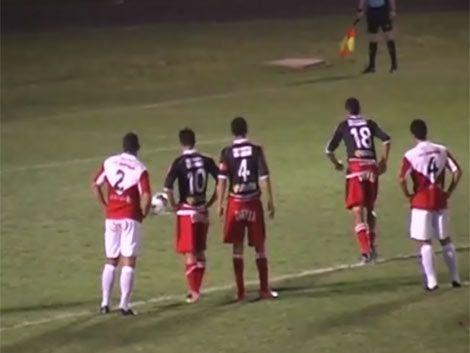 Show de goles de la Segunda División Profesional