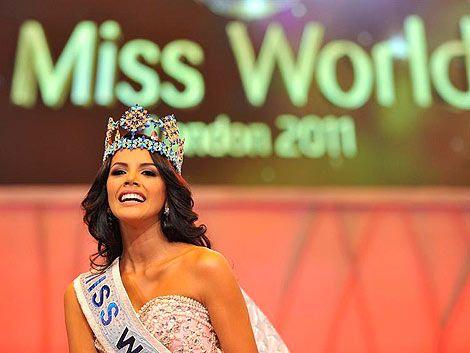Venezolana que quería ser monja fue electa como miss mundo