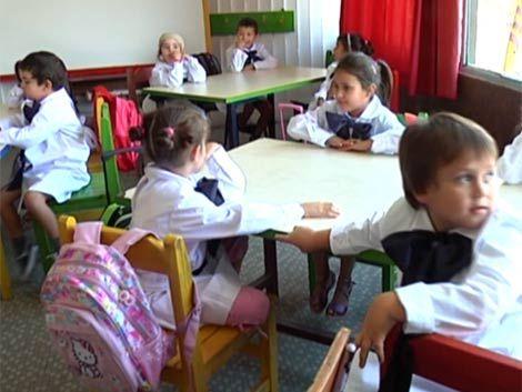 Primaria abre las inscripciones 2012 para niños de 4 y 5 años