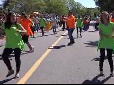 Camino a las Llamadas 2012: el Prado explotó a ritmo de candombe