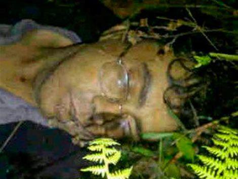 Ejército de Colombia mató a Alfonso Cano
