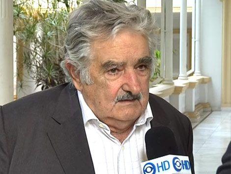 Para Mujica los dichos de Sarkozy son una barbaridad