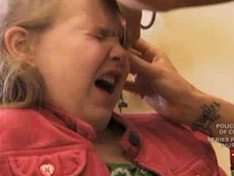 Niños maltratados para participar en concursos de belleza