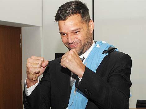Ricky Martin obtuvo la nacionalidad española para poder casarse