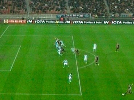 Lugano marcó por la Europa League