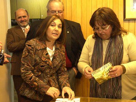 Jueza procesada dijo que sustrajo dinero porque era coaccionada
