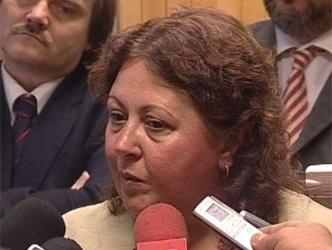 Jueza Damasco fue procesada con prisión