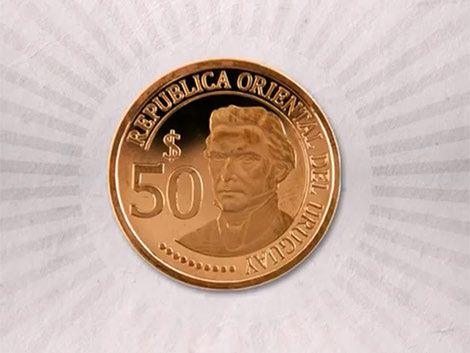 Comienzan a circular este miércoles las monedas de 50 pesos