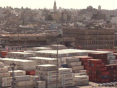 Exportaciones aumentaron casi un 20 % en lo que va del año