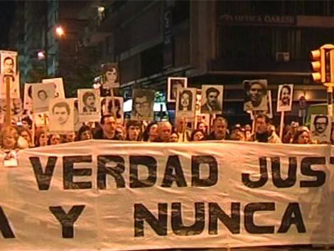 Presidencia publicó nuevo informe sobre detenidos desaparecidos