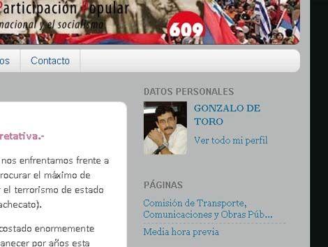 Murió ex director de Tránsito de la Intendencia Gonzalo de Toro