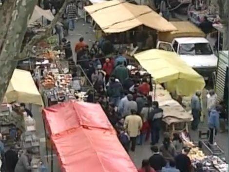 IM aplicará duras medidas a puestos callejeros en la capital