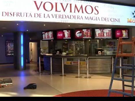 Punta Carretas Shopping vuelve a contar con salas de Movie Center