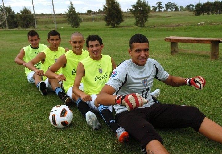 Uruguay debuta este domingo ante Canadá en el Mundial sub-17