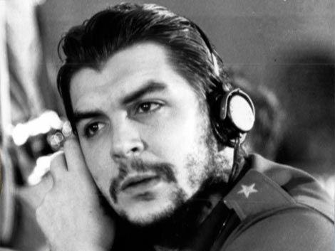 Una visita histórica: el Che Guevara