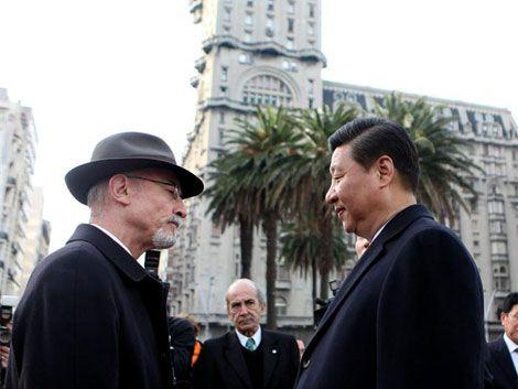 Visita de vicepresidente chino dejó acuerdos por US$ 520 millones