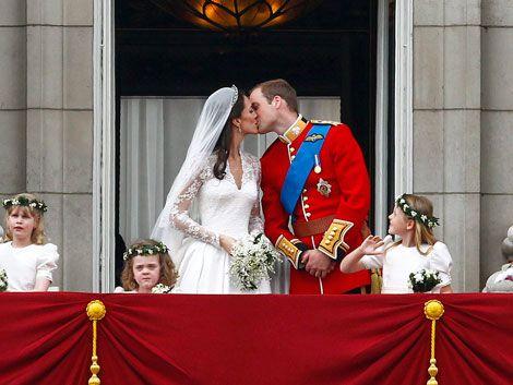 Los príncipes se casaron