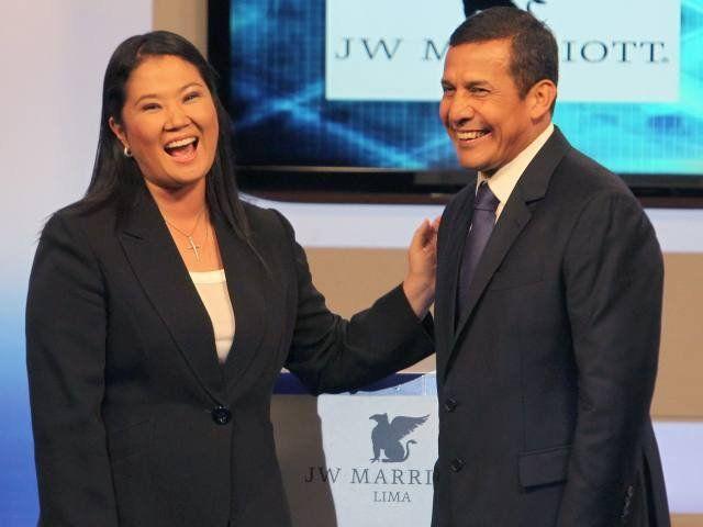 Keiko y Ollanta sacaron sus respectivos muertos del placard