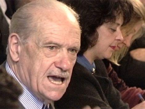 Walter Santoro fue despedido con honores presidenciales