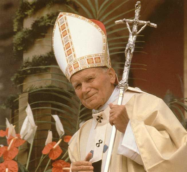 El domingo beatifican a Juan Pablo II