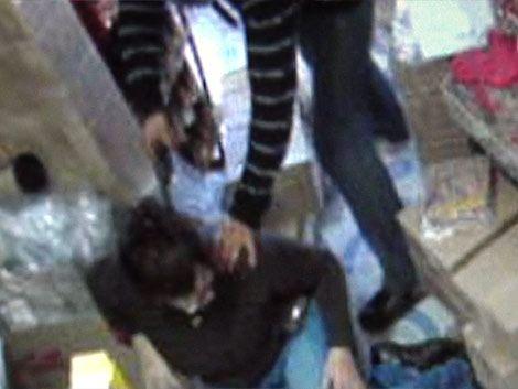 Seis jóvenes armados cometieron violenta rapiña en el Cerro