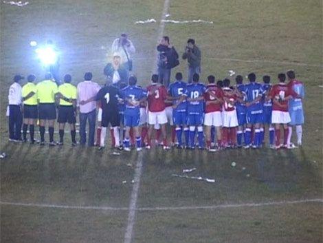 Nacional goleó a Durazno en un amistoso preparativo del clásico