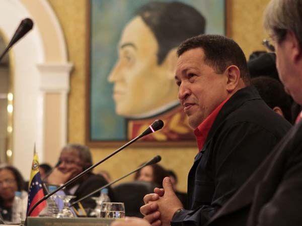 Chávez ya lo decidió: se va del poder en el año 2019