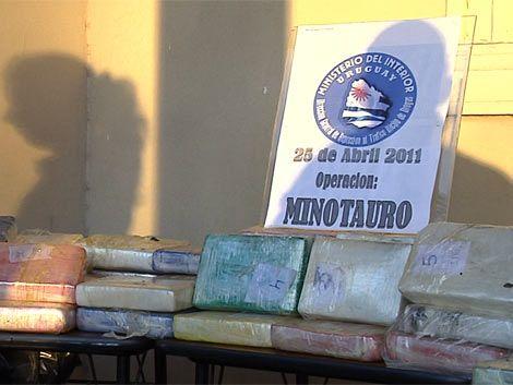 Narcos pensaban cobrar US$ 11 millones por la droga incautada