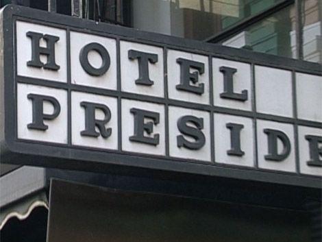 Hotel Presidente reclama al FA US$ 1.5: por alquiler de 2004