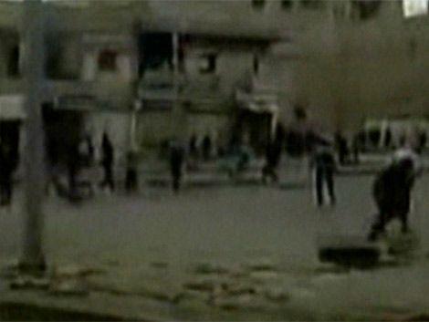 El gobierno sirio provocó una masacre